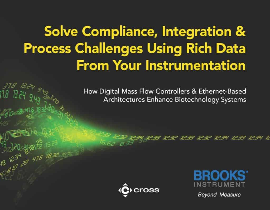 Solve Compliance, Integration & Process Challenges Using Rich Data From Your Instrumentation 2